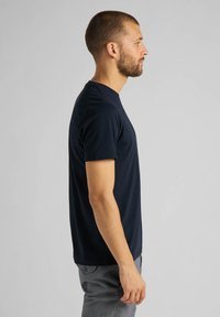 Lee - SS SMALL - Basic T-shirt - sky captain - 3