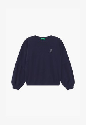 BASIC GIRL - Jumper - dark blue
