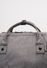 anello - TOTE BACKPACK UNISEX - Rygsække - grey - 8
