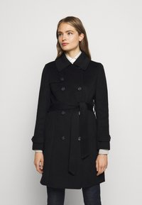 Lauren Ralph Lauren - DOUBLE FACE - Classic coat - black - 2