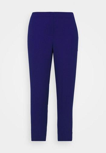 REGGIA - Trousers - blu cina