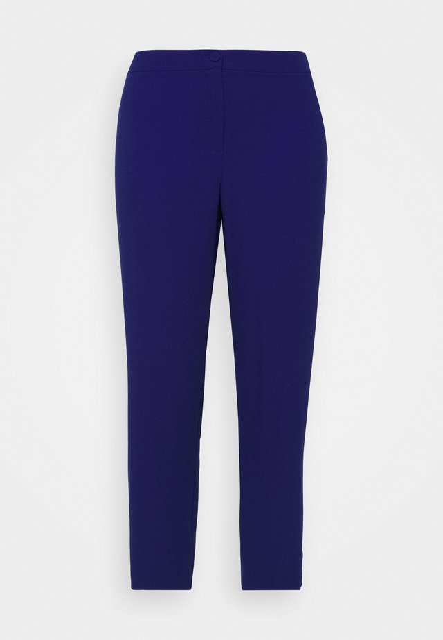REGGIA - Pantalon classique - blu cina