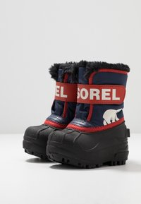 Sorel - CHILDRENS - Winter boots - nocturnal/sail red - 2