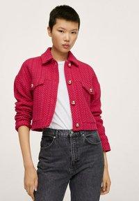 Mango - Light jacket - rose - 0