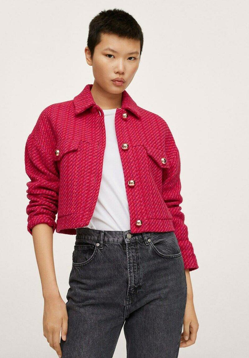 Mango - Light jacket - rose