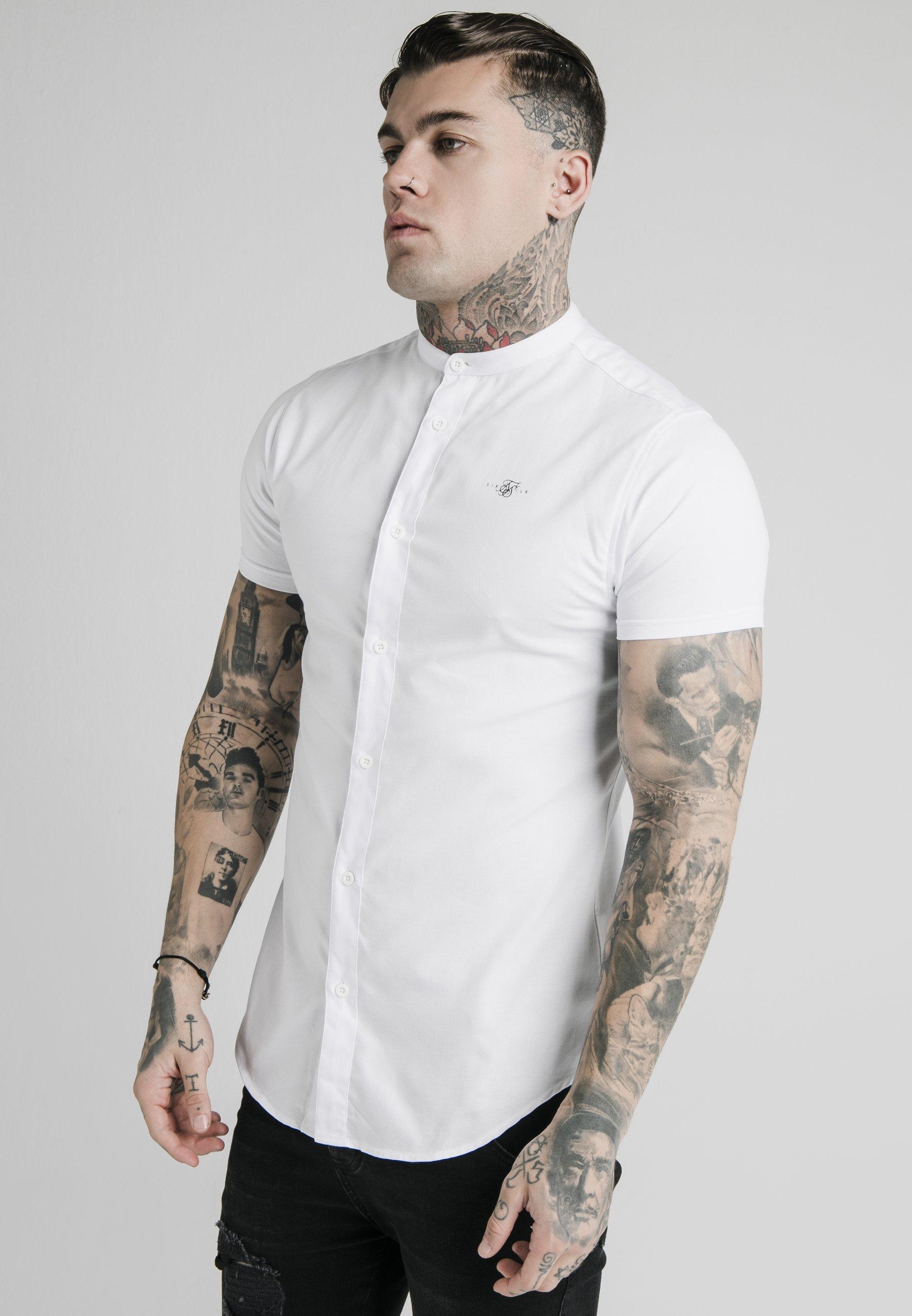 Men STANDARD COLLAR SHIRT - Shirt