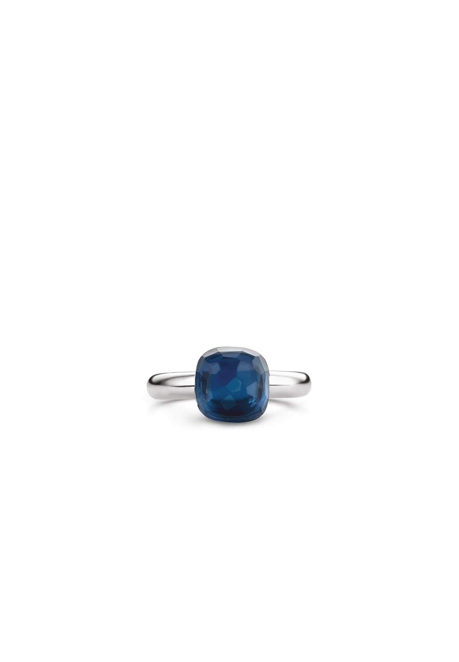 Ti Sento Milano Ring - Blau