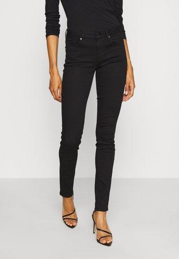 ANNETTE - Jeans Skinny Fit - black denim