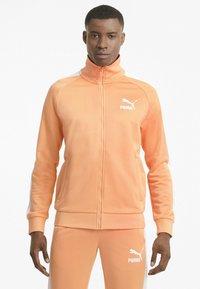 Puma - Training jacket - peach cobbler - 0