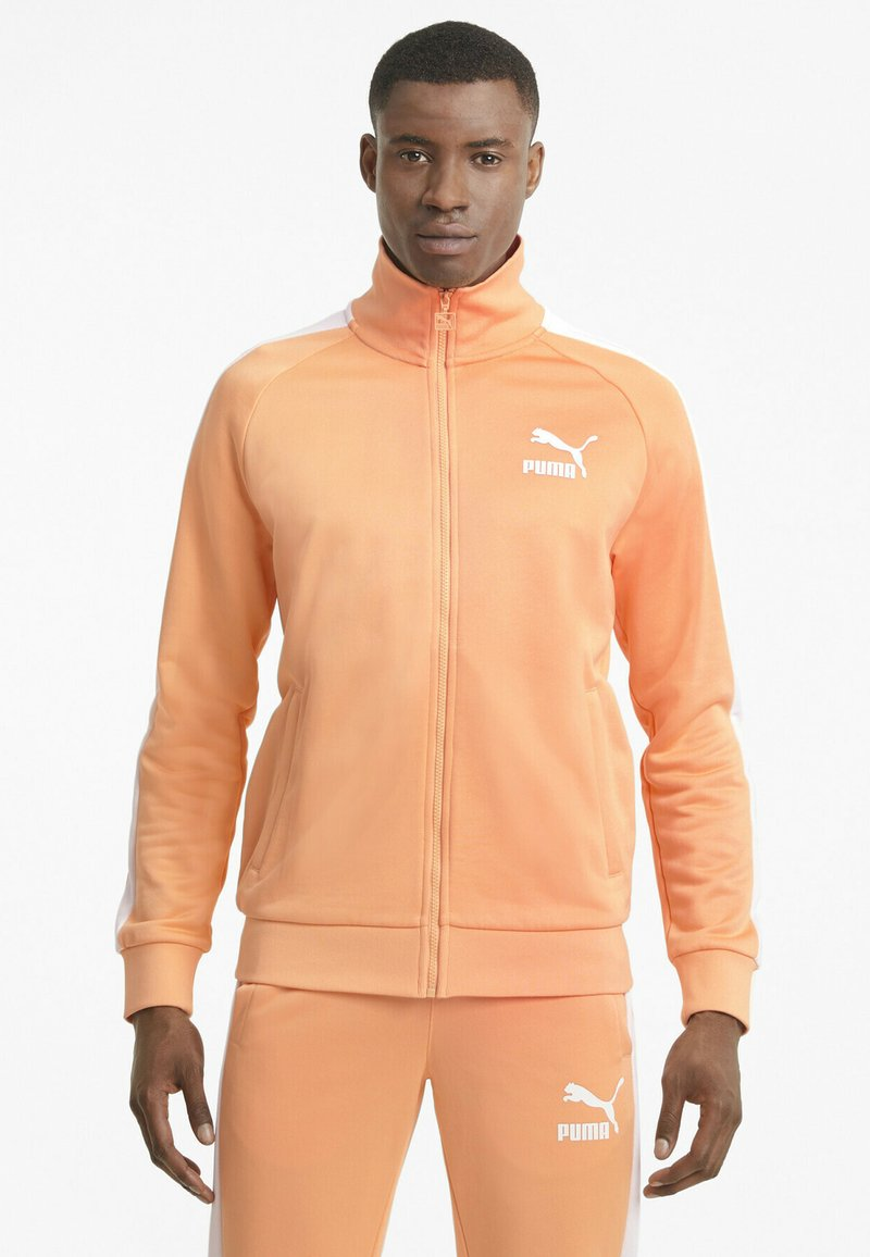 Puma - Training jacket - peach cobbler