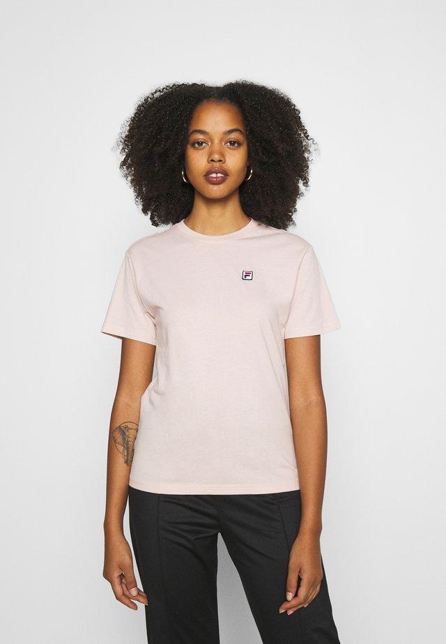 NOVA TEE  - T-Shirt basic - sepia rose
