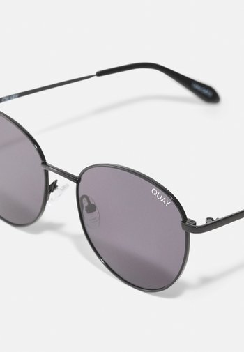 NEW ROUND - Sunglasses - black