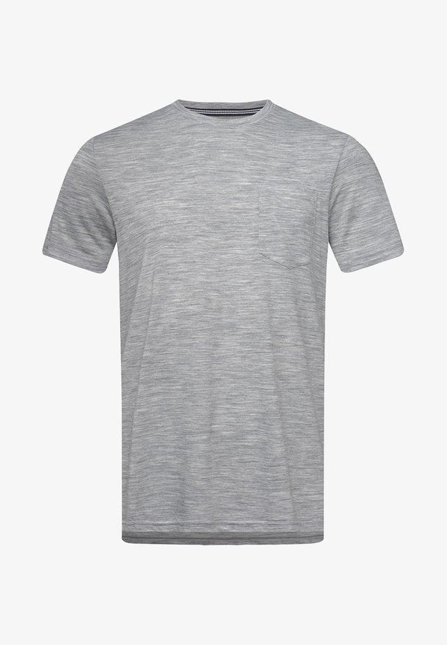 CITY  - Basic T-shirt - grey