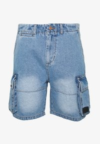 Grimey - YANGA  - Denim shorts - light blue - 0