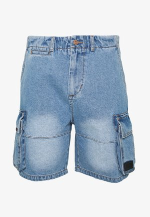 YANGA  - Jeansshort - light blue