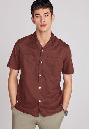TWIN - Shirt - dark purple