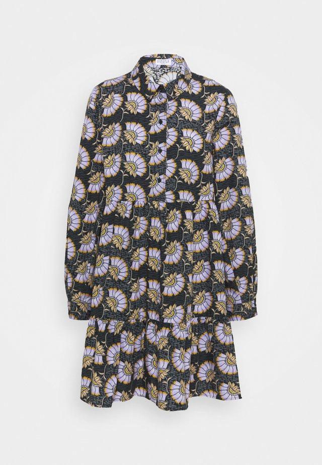 RICATA - Shirt dress - fonce