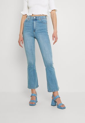 MOXY - Flared Jeans - hurricane light blue