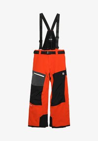 8848 Altitude - DEFENDER PANT - Täckbyxor - red clay - 5