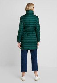 Calvin Klein - ESSENTIAL LIGHT COAT - Down coat - dark green - 3
