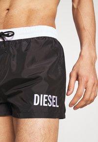 Diesel - SANDY  - Swimming shorts - black - 3