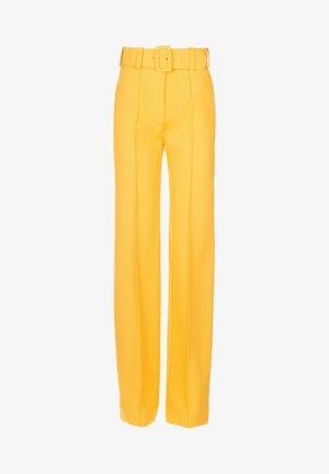 OSTEN - Trousers - giallo