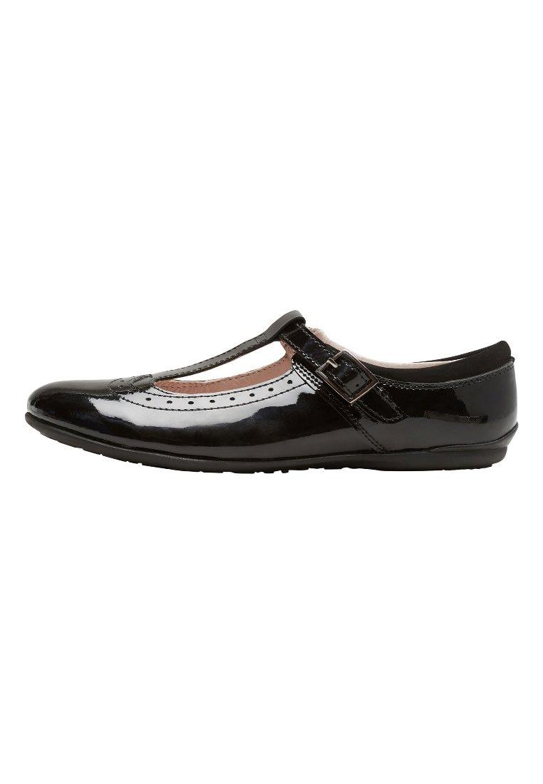 Børn NARROW FIT T-BAR PATENT - Loafers