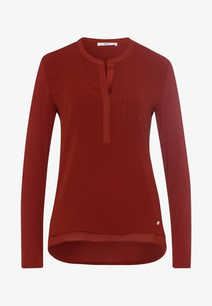 STYLE CLARISSA - Long sleeved top - cinnamon