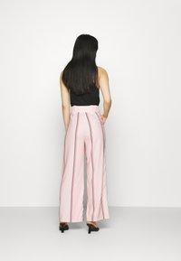 Mossman - THE NATURAL PANT - Kalhoty - pink - 2