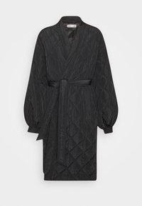 GWEN - Winter coat - anthracite black