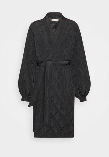 GWEN - Abrigo de invierno - anthracite black