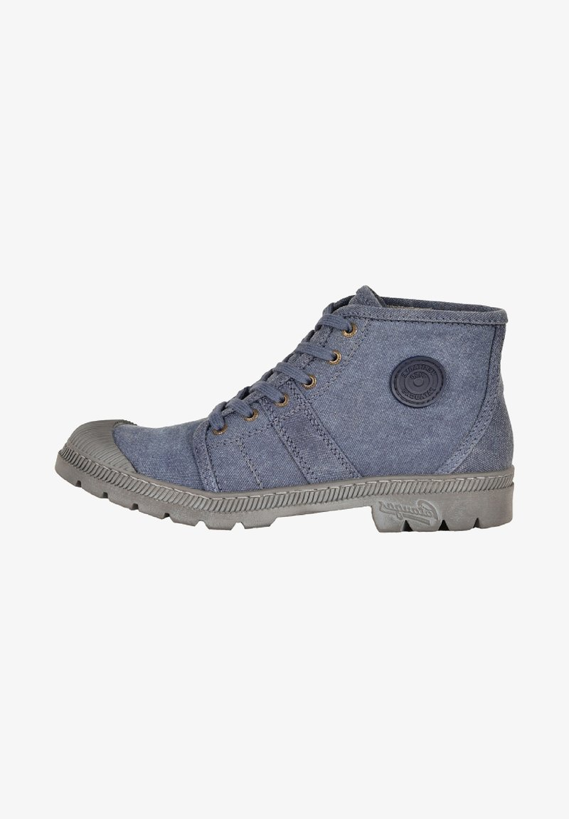 Pataugas - AUTHENTIQ R F2F - Lace-up ankle boots - navy blue