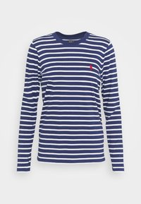 Polo Ralph Lauren - Print T-shirt - new classic navy - 4