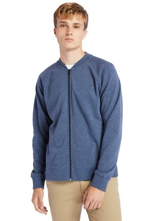 Sweater - dark sapphire heather