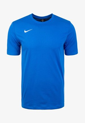 CLUB19 HERREN - Sports shirt - royal blue/white