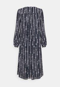 MICHAEL Michael Kors - SAPCED SAILOR STRIPE - Day dress - midnight blue/white - 7