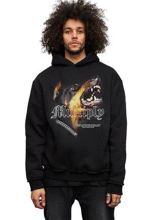 DOG - Hoodie - black