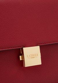 L.CREDI - GLENDA - Across body bag - rot - 3