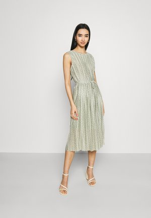 ONLELEMA DRESS BOX - Cocktail dress / Party dress - desert sage