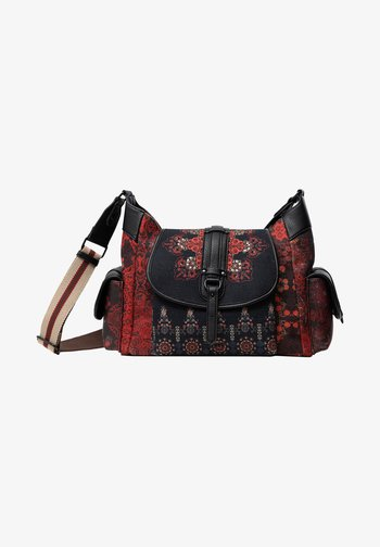 BOLS_INDOPATCH KYOTO - Handbag - black