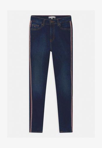 SYLVIA SKINNY  - Jeans Skinny Fit - blue denim