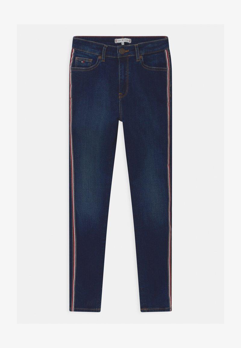 Tommy Hilfiger - SYLVIA SKINNY  - Jeans Skinny Fit - blue denim