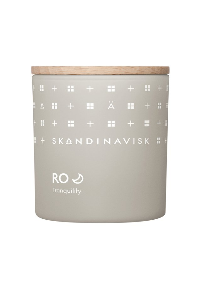 SCENTED CANDLE WITH LID - Bougie parfumée - ro