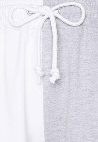 Missguided Tall - COLOURBLOCK JOGGER SET TALL - Sweatshirt - black/white/grey - 5