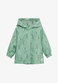 Mango - Waterproof jacket - groen - 0