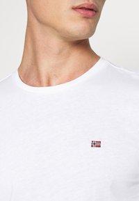 Napapijri - SALIS  - Long sleeved top - bright white - 6