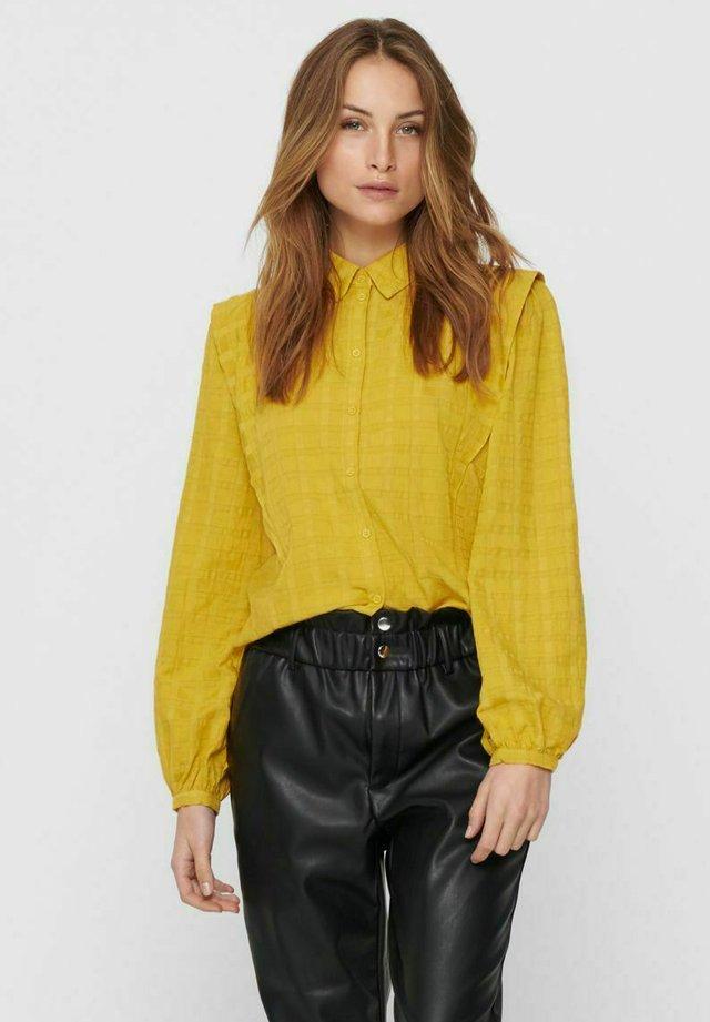 LANGÄRMELIGE - Camisa - mango mojito