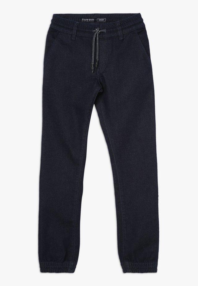 MASON - Jeans Slim Fit - dark blue denim