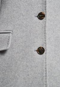 JOOP! - CHARLIE - Classic coat - light grey - 5