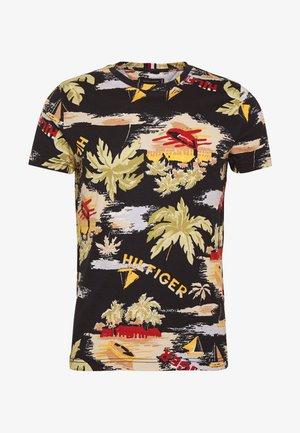 SUMMER TEE - T-shirt imprimé - blue